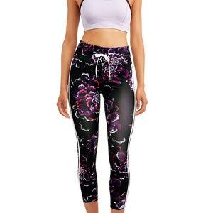 BRAND NEW! Womens Active Jogger/Yoga Pants Flora